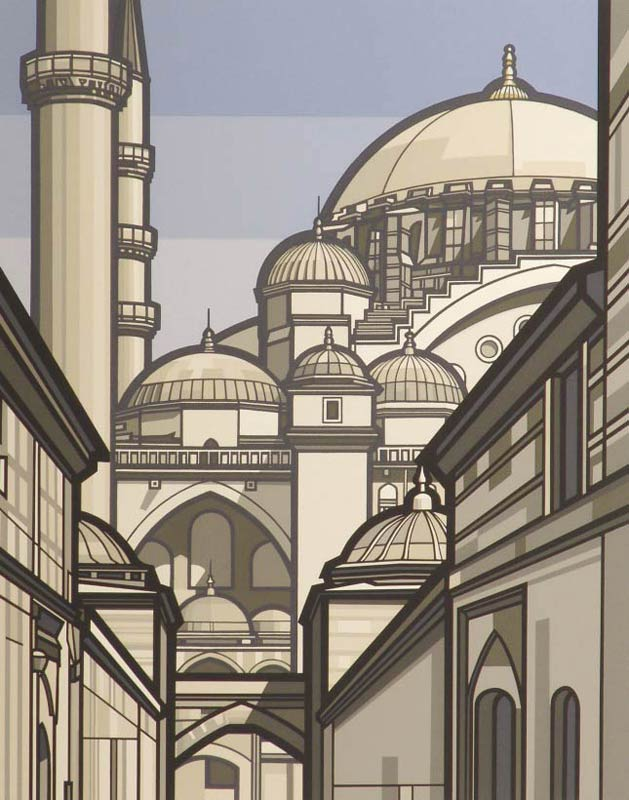 Istanbul-moschea